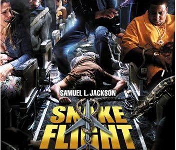 『スネーク・フライト』/上空1万メートルでヘビが飛行機をハイジャック!