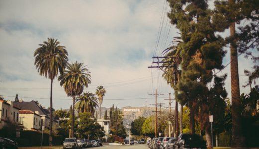【おすすめ】ロサンゼルスを舞台にした映画のまとめ。